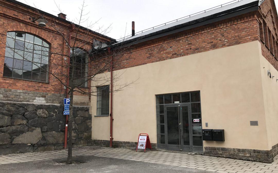 Nya hyresgäster i Pumpprovningen, Järlasjöbrinken 3