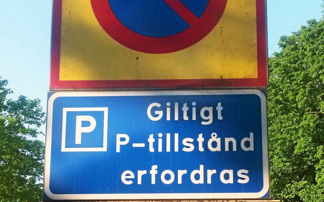 Vecka 15 – Start för ansökan/registrering av P-tillstånd i Järla sjö!