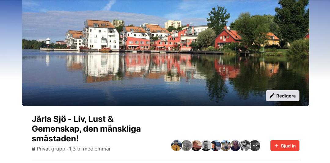 Förtydligande regler för Järla Sjö Facebook!